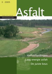 3 - 2005 Asfalt - VBW-Asfalt