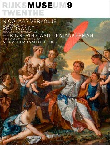 MUSE nr . 9 - Rijksmuseum Twenthe