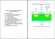 tema 4. transistor de efecto de campo de potencia - Grupo de ...