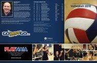 Volleyball 2010 - Corban University Athletics