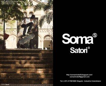 Catálogo SOMA Satori 2012 - WEB (Calidad Mod) - Underground ...
