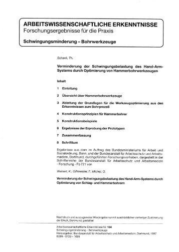 Lüftungsregeln Für Freie Lüftung Bundesanstalt Für Arbeitsschutz