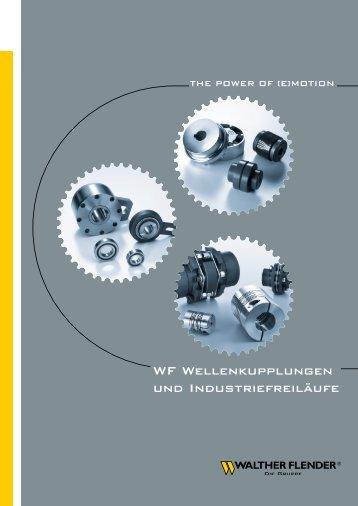 Produktkatalog Kupplungen - Walther Flender