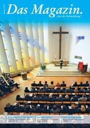 Das Magazin 1/2011 - Evangelische Heimstiftung