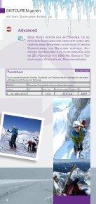 Skitouren - Österreichischer Alpenverein Wien - Seite 4