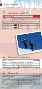 Skitouren - Österreichischer Alpenverein Wien - Seite 6