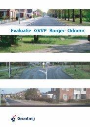 Evaluatie 2005 - Gemeente Borger-Odoorn