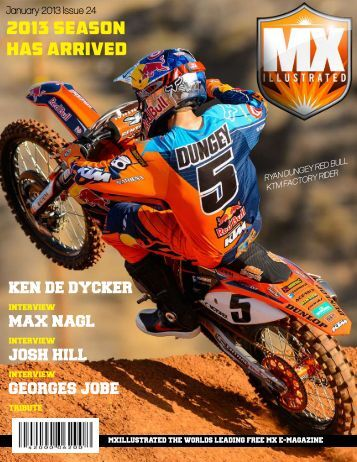 Motocross Illustrated