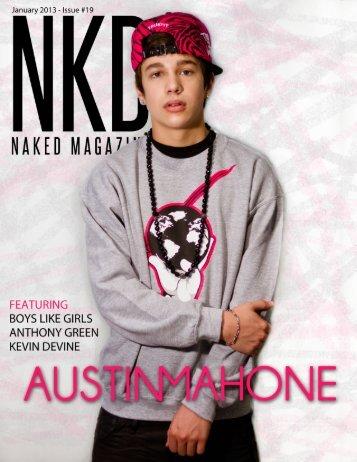 Naked Magazine 19