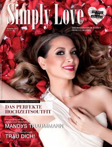 Simply Love 2013 Frauen