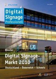 Digital Signage - John Lay Solutions