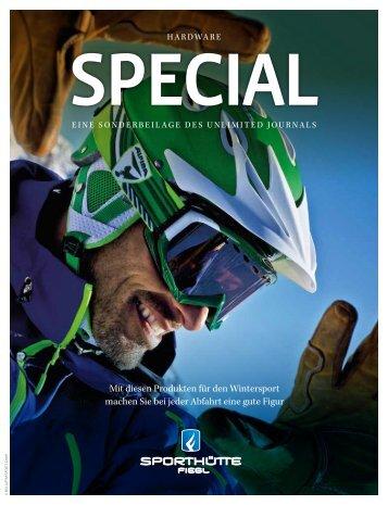 Hardware Special - Sporthuette Fiegl