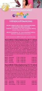 KURSANGEBOT - Tanzschule Rodenkirchen - Seite 4
