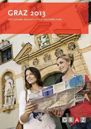 Graz 2013 (sights, events, excursions, hotels) - Graz Tourismus