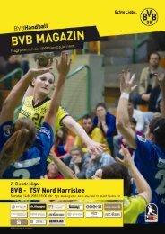 TSV Nord Harrislee - Borussia Dortmund Handball