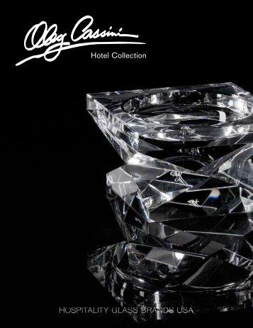 Oleg Cassini Stock Items - Hospitality Glass Brands USA