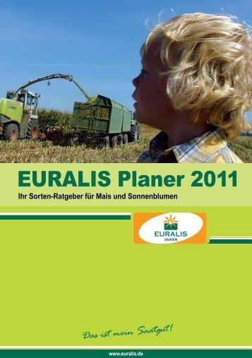 Das ist mein Saatgut! - EURALIS Saaten GmbH