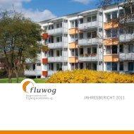 Jahresbericht 2011 (.pdf) - der Baugenossenschaft - FLUWOG ...