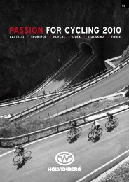 PASSION FOR CYCLING 2010 - Wolvenberg
