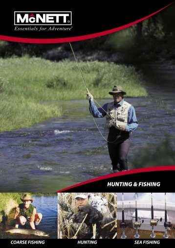Fishing & Hunting - McNett Europe