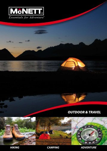 OUTDOOR & TRAVEL - McNett Europe