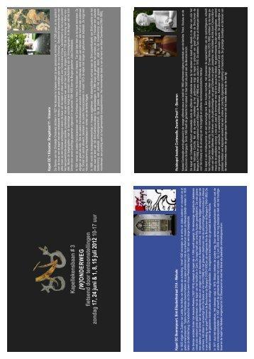 2012 Fietsplan Kapellekensbaan3 - CC Ter Vesten Beveren ...
