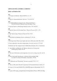 1 ARTICLES FOR A GENERAL AUDIENCE Johan van Benthem 2012