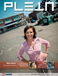 Plein nr. 5 september 2008 - FNV Bouw