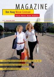 Den Haag Nieuw Centraal: de nieuwe entree van de stad Van ...