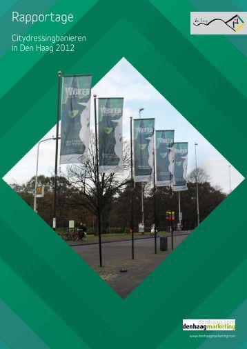infoblad Citydressing in Den Haag. - Den Haag Marketing