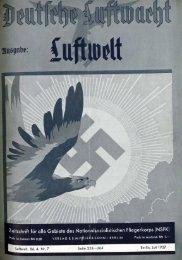 Zeitschrift für alle Gebiete des Nationalsozialistischen ... - AVIA