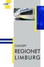 REGIONET LIMBURG - Mobiel Vlaanderen