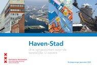 Haven-Stad - Haven Amsterdam