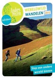 Download de brochure - Anders Reizen