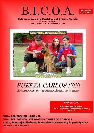 FUERZA CARLOS !!!!!!! - Reproductores Oveman