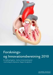 Hent Forsknings- og innovationsberetning 2010 - Forskningens Hus