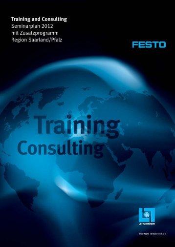 Training and Consulting - Festo Lernzentrum Saar GmbH