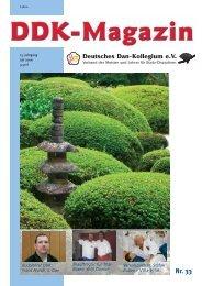 DDK Magazin 33 - DDK LG Bayern