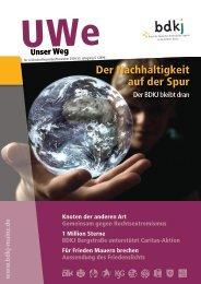Der Nachhaltigkeit auf der Spur - beim Bistum Mainz