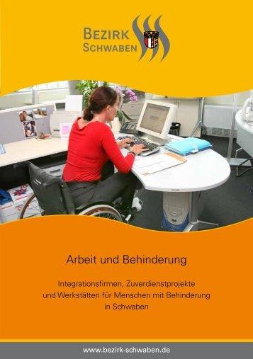Arbeit und Behinderung - locally.de