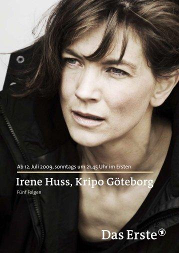 Irene Huss, Kripo Göteborg - Schwedenkrimi.de