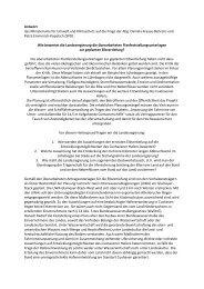 Elbvertiefung mit Antwort der Landesregierung - Daniela Behrens
