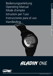 ALADIN ONE suitest - diveshop24