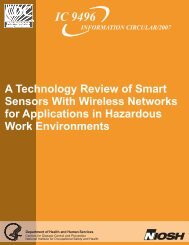 A Technology Review of Smart Sensors With Wireless Networks for ...