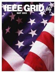 MAY 2003 - e-GRID