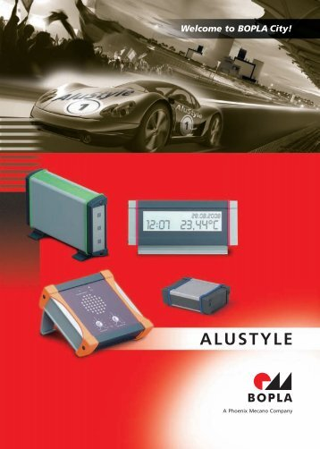 alustyle accessories