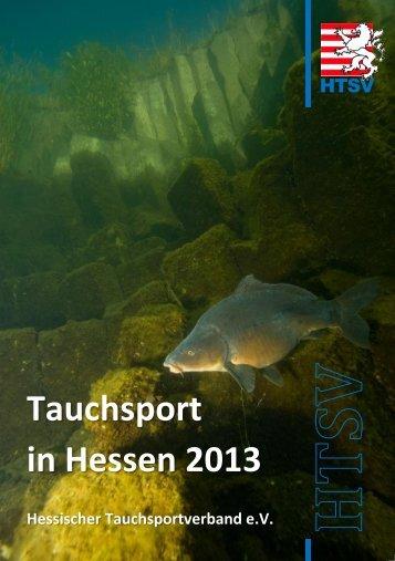 Tauchsport in Hessen - Hessischer Tauchsportverband eV HTSV