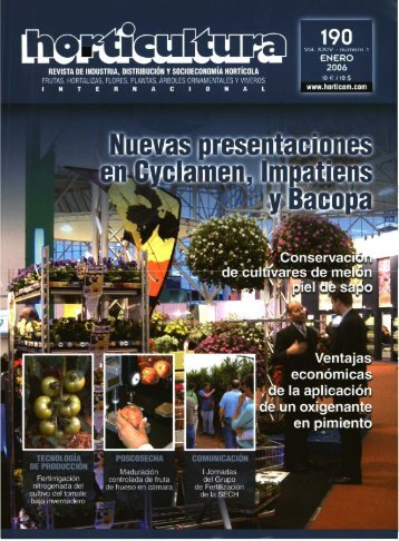 Horticultura Revista de Industria Distribución y Socioeconomía ...