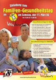 Gesundheitstag - Flyer A4.indd - Feuerbach
