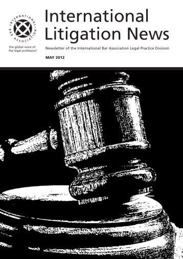 IBA Annual Conference, Dubai 2011 Editors' report - Summit Law ...